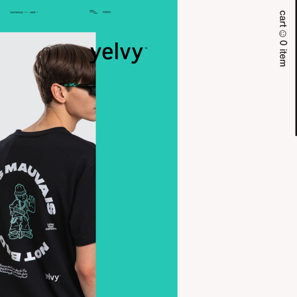 yelvy™ - online store