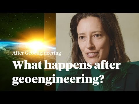What happens after geoengineering? | Holly Jean Buck