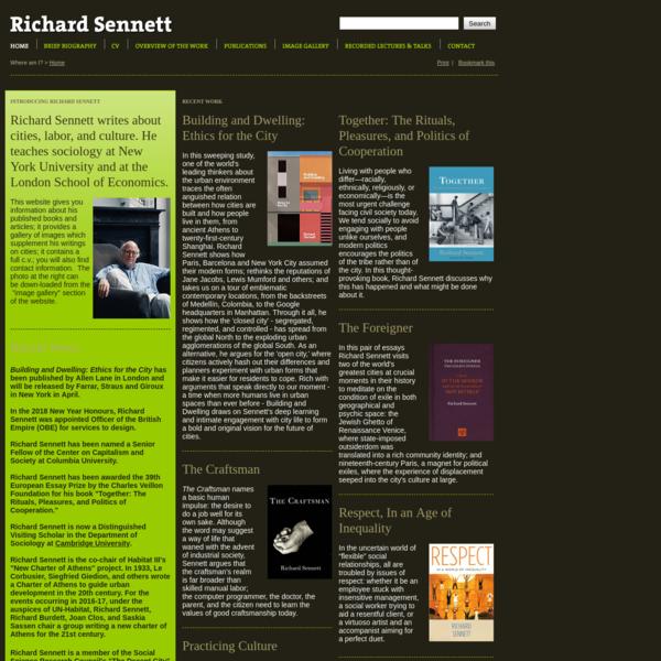 Richard Sennett