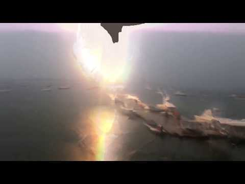 Sparks Fly as Lighting Hits Sailboat in Boston Harbor - YouTube