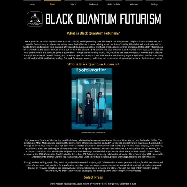 About   blackquantumfuturism