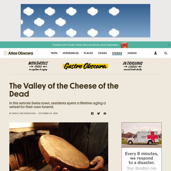The Valley of the Cheese of the Dead