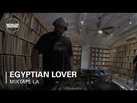 Mixtape LA: Egyptian Lover