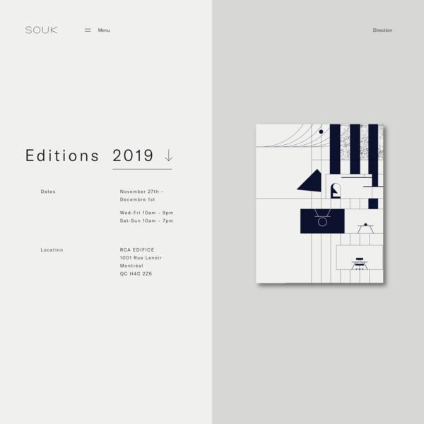 2019 - Souk