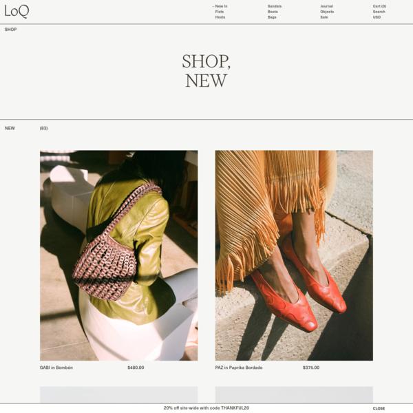 New | LOQ.US