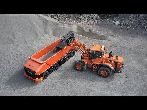 Introducing Scania AXL, a cabless autonomous concept truck