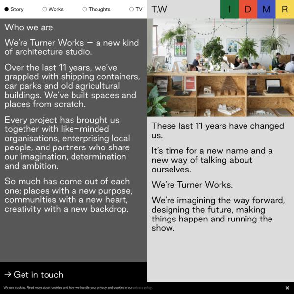 Story - Turner.Works