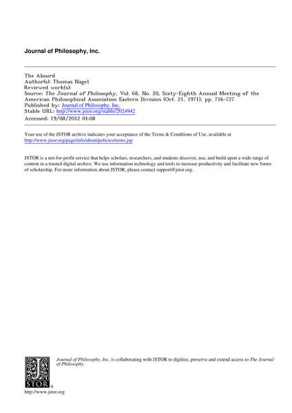 the-absurd-thomas-nagel.pdf