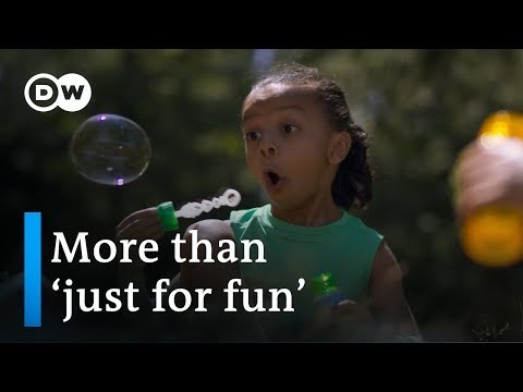 The power of play: the health benefits of goofing around | DW Documentary