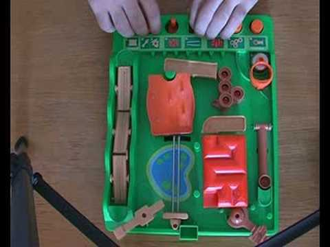 Screwball Scramble in 8.5 seconds