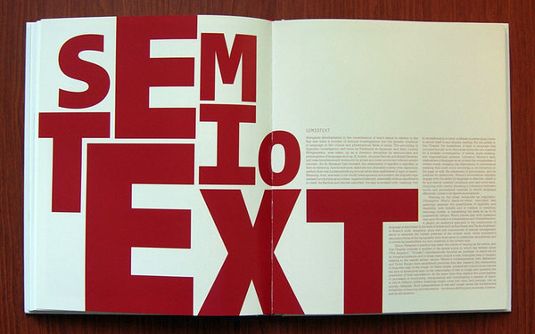 Art and Text - I Love Typography