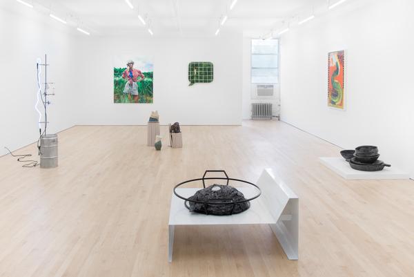 Elaine Cameron-Weir, Dirge, 2017