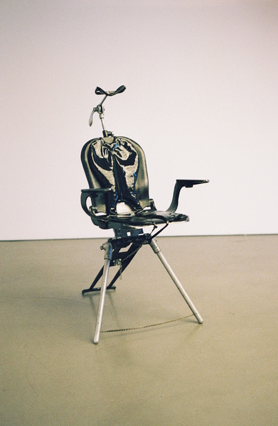 Elaine Cameron-Weir, Chair for Repose, 2016