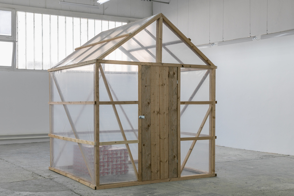 Anna-Sophie Berger, Shed, 2019