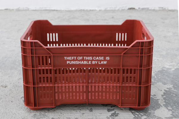 Anna-Sophie Berger, Theft Box, 2019