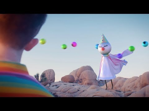 Iglooghost - Clear Tamei (Official Video)