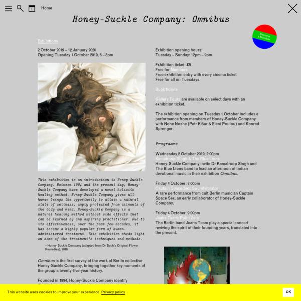 ICA | Honey-Suckle Company: Omnibus