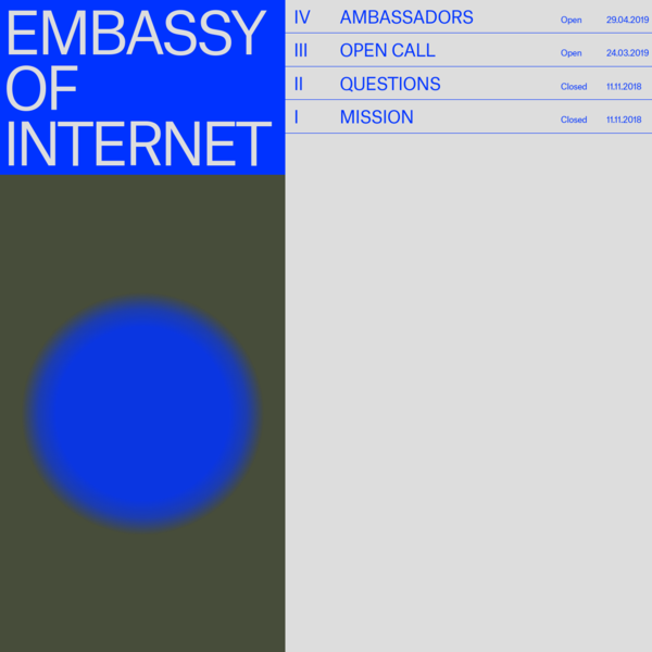 Embassy of Internet