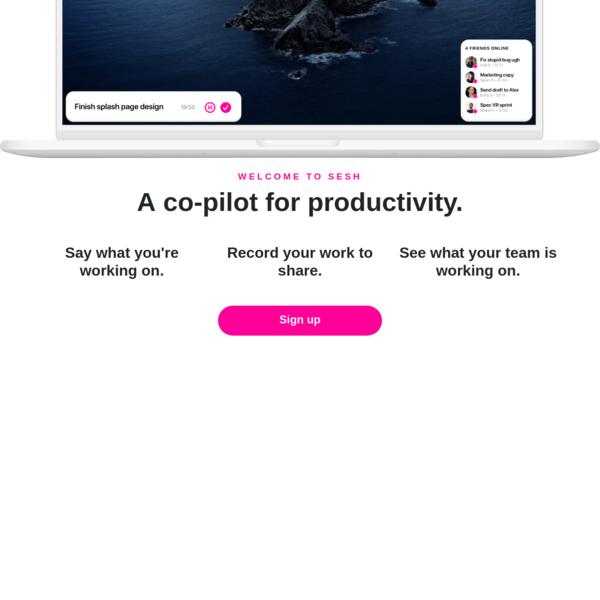 A co-pilot for productivity.
