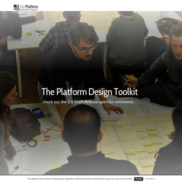 Platform Design Toolkit