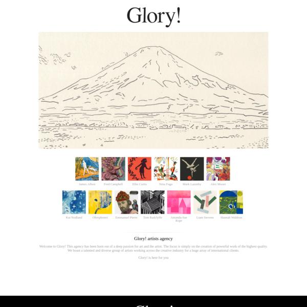Glory Illustration Agency