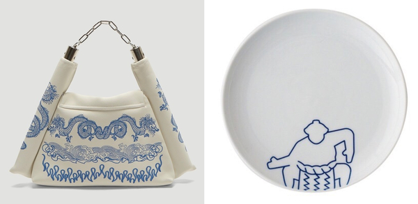 China porcelain / Delftware / Gzel / Iznik