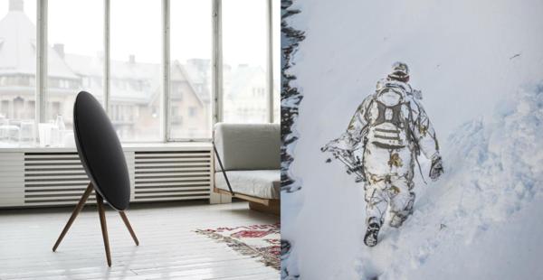 Bang & Olufsen / Camouflage