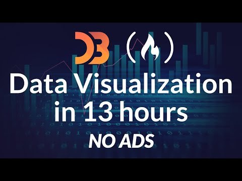 Data Visualization with D3.js - Full Tutorial Course