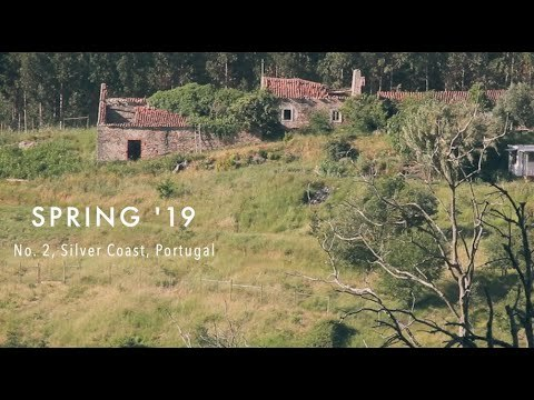 SPRING '19 AT NO. 2 ~Silver Coast, Portugal