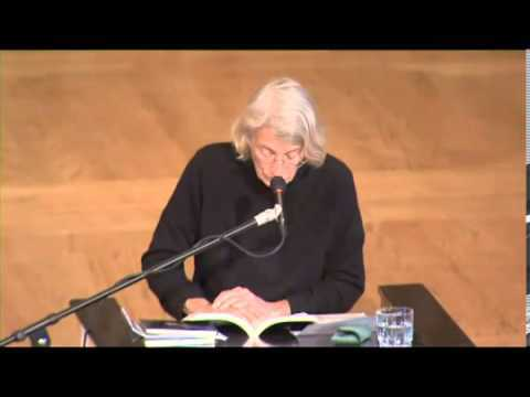 Mary Oliver reading Wild Geese