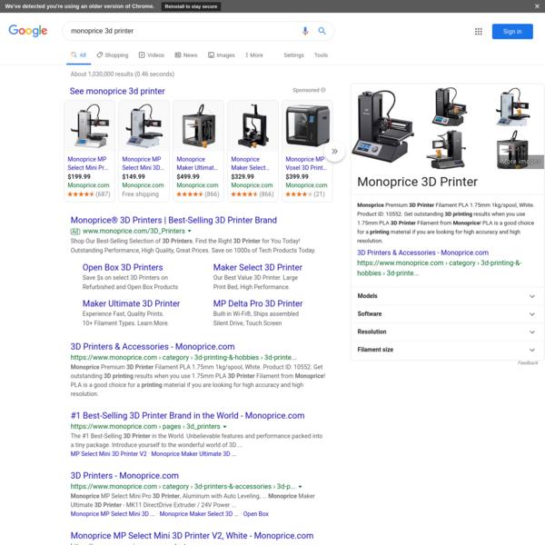 monoprice 3d printer - Google Search