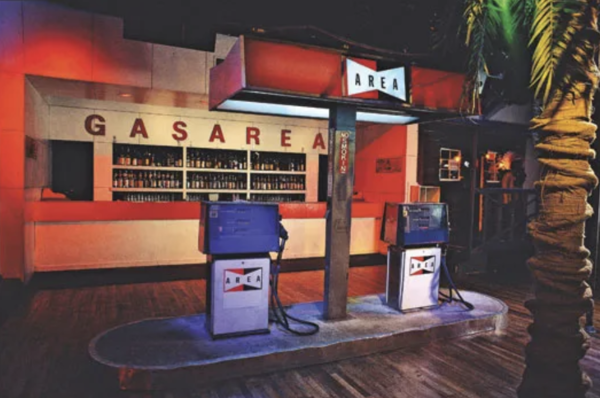 Area Nightclub