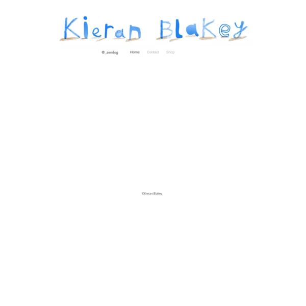 Kieran Blakey Illustration
