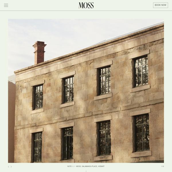 Home - Moss Hotel