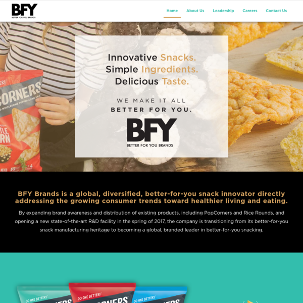 Home - BFY Brands