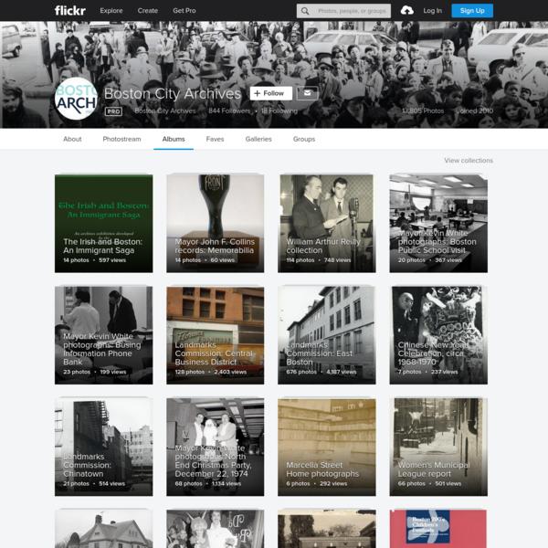 Boston City Archives