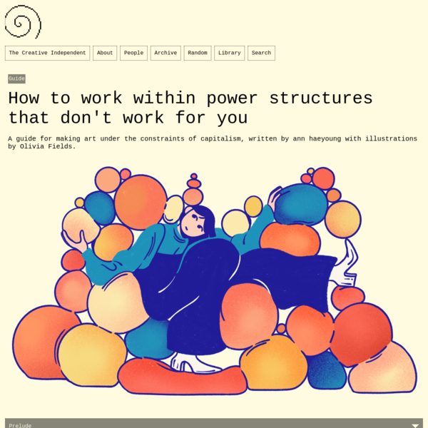 How to work within power structures that don't work for you