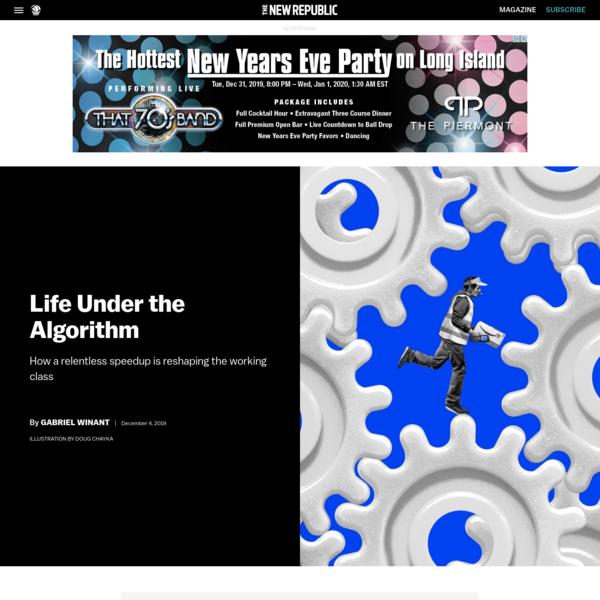 Life Under the Algorithm