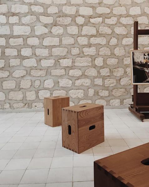 Le Corbusier Studio-Apartment