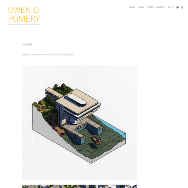 Owen Pomery - Concept