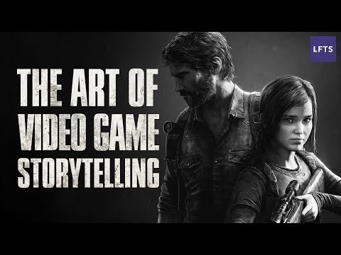 The Last of Us - The Art of Video Game Storytelling