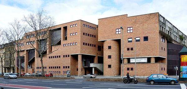 Heinrich-Hübsch Schule, Karlsruhe - Heinz Mohl