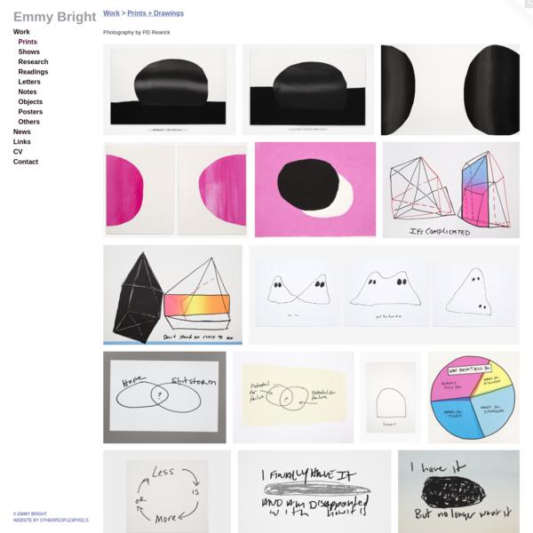 Prints + Drawings
