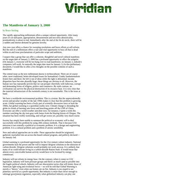 Viridian Design