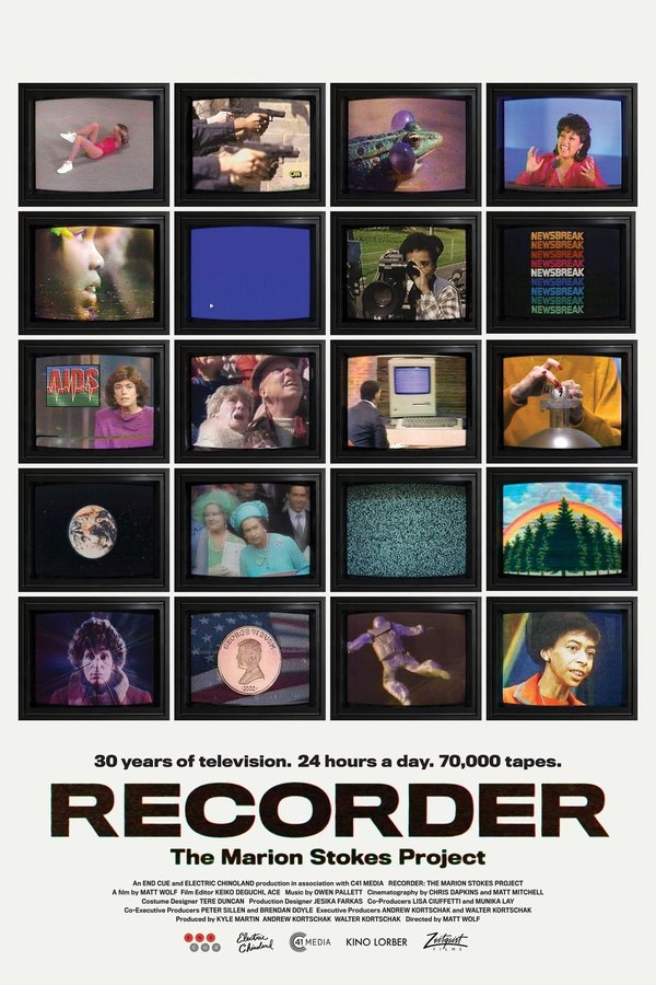Recorder: The Marion Stokes Project at Now Instant Image Hall, Dec. 6 8pm