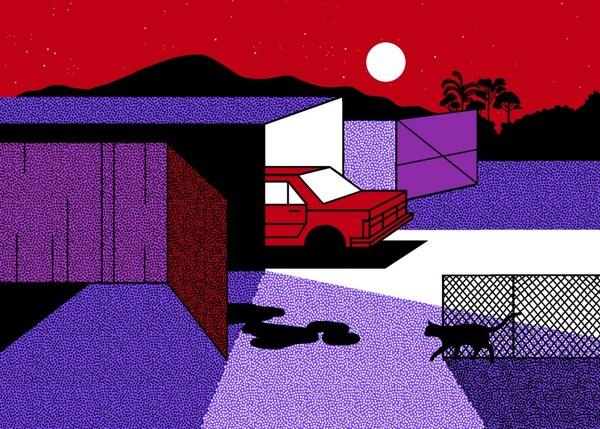 Tymek Jezierski / Illustrations