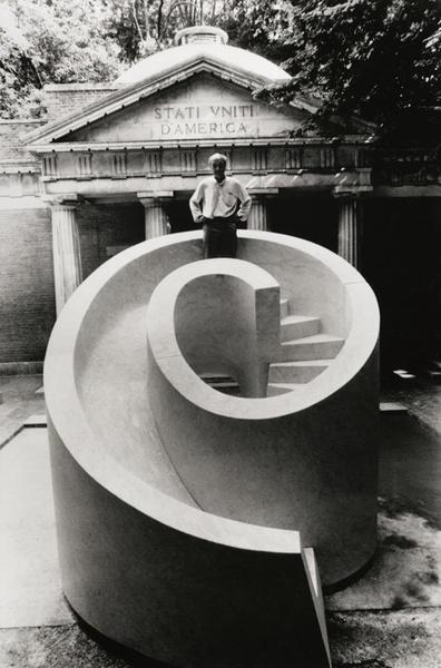 Isamu Noguchi, Slide Mantra (1986)