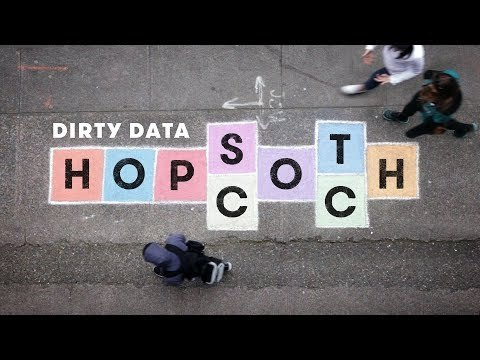 The Hopscotch Experiment | Dirty Data | Cut