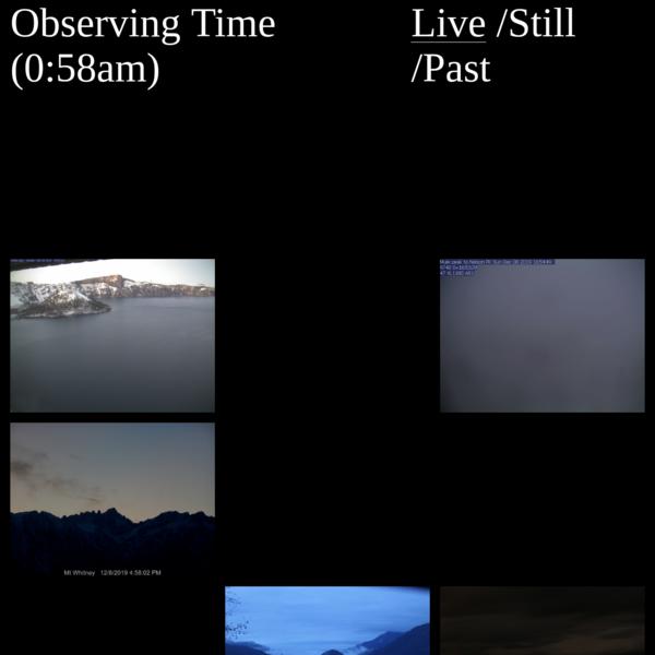 Observing Time