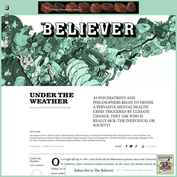 Under the Weather - Believer Magazine